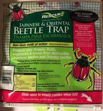 RESCUE! JBTZ Non-Toxic Disposable Japanese And Oriental Beetle Trap