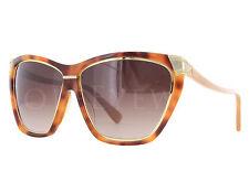 NEW Oscar De La Renta ODLRS 225 239 Tortoise / Brown Sunglasses