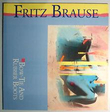 LP Fritz Douche noeud-papillon And Caoutchouc Boots 1C 066 15 9503 1 Vinyle
