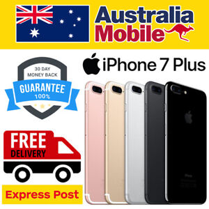 APPLE iPhone 7 Plus 128GB UNLOCKED SMARTPHONE AS EXCELLENT AU STOCKED [PROMOTED]