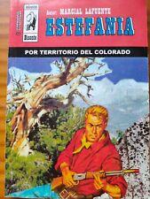 "20 NOVELAS DE BOLSILLO DEL OESTE DE M.L."" ESTEFANIA ""  COLECCION BISONTE"