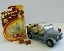 Indiana Jones Soldado Alemán figura de acción con Jeep Raiders of the Lost Ark