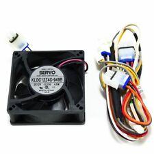 OEM GE WR17X13035 Refrigerator Qc Fan & Harness