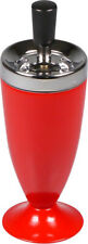 Rotary Ashtray Ashtray Cup-Red-Height 15 cm