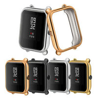 Electroplate Soft TPU Case Cover Protector for Huami Amazfit Bip Youth Watch UK