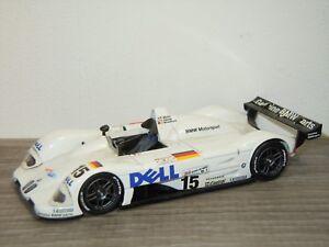 BMW V12 LMR P.Martini / Y.Dalmas / J.Winkelhock - Minichamps 1:43 *33265