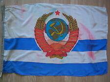 _ SUPER RARE!!! SOVIET THE MINISTER of a DEFENSE FLAG