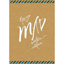 K-pop GOT7 - Mini Album Repackage [MAD WINTER EDITION] - Merry Ver.
