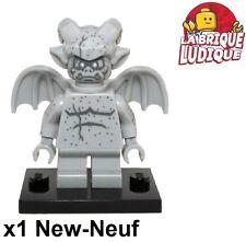 Lego - Figurine Minifig Minifigurine série 14 monsters gargoyle gargouille NEUF