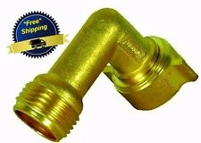 Camco RV 22505 Fitting Fresh Water Hose 90 Degree Elbow with Gripper Fittings