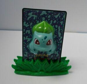 Pokemon Power 3D Card Bulbasaur Burger King 2000 Excellent