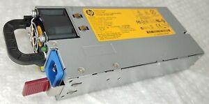 750W HP 643955-201 643932-001 660183-001 PSU Power Supply Unit for G8 server