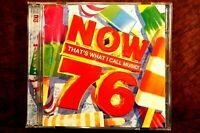 Now 76  -  CD, VG