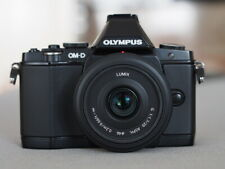 Olympus e-m5 mit Lumix 1,7/20 und HLD-6