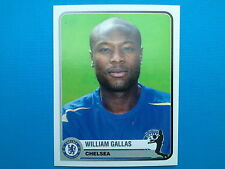 PANINI CHAMPIONS OF EUROPE 1955 - 2005 - N.131 GALLAS CHELSEA