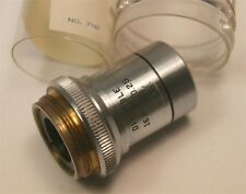 Bausch & Lomb 10X / 0.25 16mm Divisible Microscope Lens