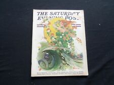 1928 OCTOBER 13 THE SATURDAY EVENING POST MAGAZINE - ILLUSTRATED COVER -SP 1324