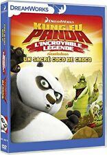 Kung Fu Panda - L'incroyable legende - Vol. 1 : Un sacre coco de croco // DVD...