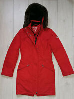 """Wellensteyn Darling """"XS"""" Damen Jacke Jacket Rot Winter Parka"""