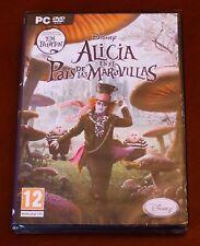 Nintendo Wii PAL version Alicia en el Pais de las maravillas