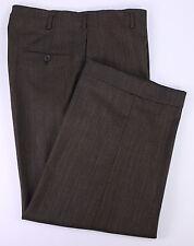 Custom Made BEN STILLER for Walter Mitty Celebrity Wardrobe Brown Pants 32 x 26