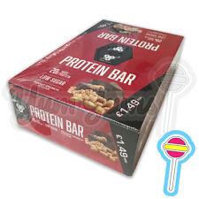 10 x 60g BSN Peanut Crunch Protein Bar | 20g Protein | BB: 31/07/21
