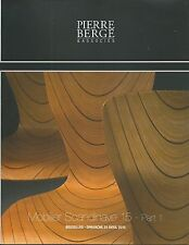 BERGE SCANDINAVIAN FURNITURE 15 Aalto Bloch Danois Hjorth Two Catalog Set 2016