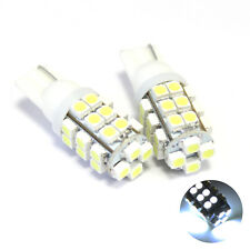 White 28-SMD LED Side Light Bulbs Xenon Upgrade 'HID' Parking Beam Lamps