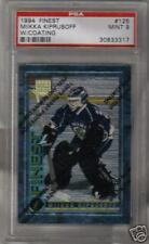 1994 94-95 FINEST MIIKKA KIPRUSOFF RC GRADED PSA 9 MINT