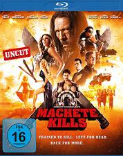Machete Kills - Danny Trejo, Mel Gibson -  Blu Ray - Neu u. OVP
