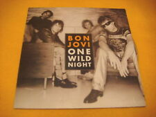 Cardsleeve Single CD BON JOVI One Wild Night 2TR 2001 pop rock