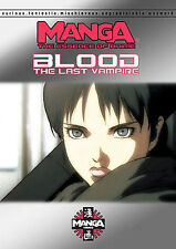 BLOOD THE LAST VAMPIRE: THE ESSENCE OF ANIME  DVD *NEW* *FREE SHIPPING*