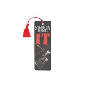 Stephen King IT Bookmark