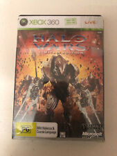 Xbox 360 Halo Wars Limited Edition AU Retail Version with Extras