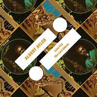 Albert Ayler - Impulse 2on1 Love Cry  The Last Album [CD]