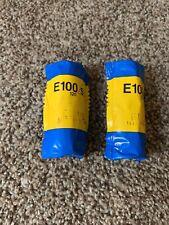 Kodak Ektachrome E100 S 120 Film 2 rolls Expired 08/1998