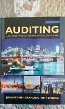 Auditing : A Risk Based-Approach to Conducting a Quality Audit (with ACL CD)...