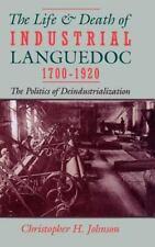 Bas-Languedoc France deindustrialization agrarian rural regional French history