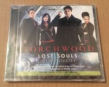 Torchwood Lost Souls Cd BBC Radio Full Cast Drama Joseph Lidster  STILL SEALED
