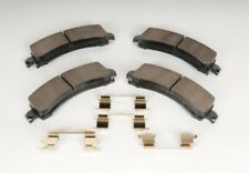 Disc Brake Pad Set Rear ACDelco GM Original Equipment 171-848