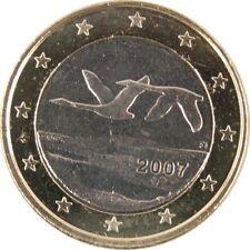 Pièces euro de la Finlande Année 2007