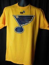 St Louis Blues Men's Reebok Tee Shirt