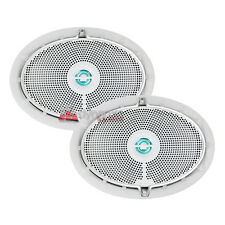 "Infinity 6952M Marine Stereo Boat 6"" x 9"" 2-Way Coaxial Speakers New"