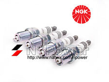 NGK Platinum SPARK PLUG SET 4 FOR FORD FOCUS ST170 TURBO 2.0L ALDA 5.03-4.05