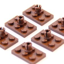 32124-4114689 Plate Axe Flat Axle Rotor Blade 1x5 NEW NEW black LEGO x 6