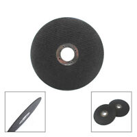 """10 Piece 5"""" 22mm Bore Resin Cutting Wheel Metal Cut Off Disc For Angle Grinder"""