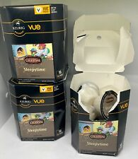 2 new Full boxes + 1 box with 1 cup missing of Keurig Sleepytime Tea K-Cup