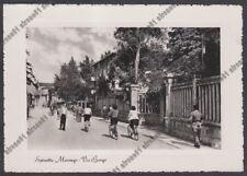 ALESSANDRIA SPINETTA MARENGO 04 Cartolina viaggiata 1954 REAL PHOTO