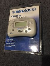 Bell South Caller Id C130 New in Package 3 Line Display Sealed