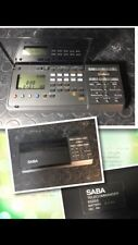 Saba Telecomando TV VCR 6520E Vintage Modernariato